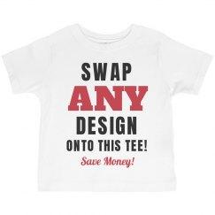 Custom Toddler Shirts On Sale!