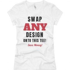 Custom Juniors Shirts On Sale!