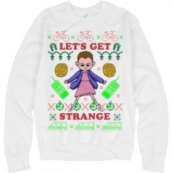 Let's Get Strange This Christmas