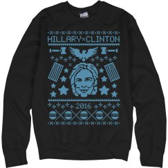 Hillary Ugly Sweater