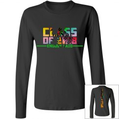 CLASS OF 2018 SENIOR SHIRT LONG SLEEVE