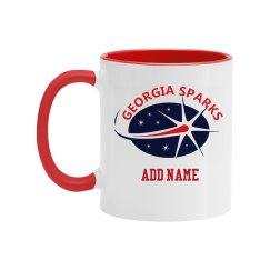 It's A Cheer Thing GSC 11oz Two Tone Ceramic Coffee Mug