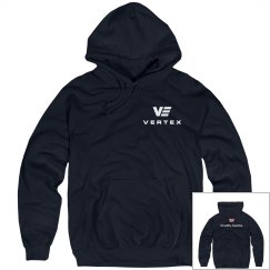 Vertex Hoodie White
