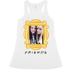 Friends Custom Photo Gold