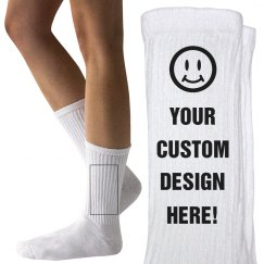 Custom Pair of Kids Socks