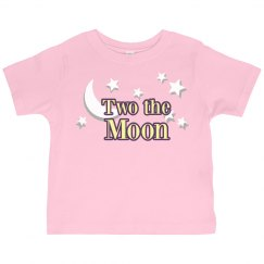 Two the moon