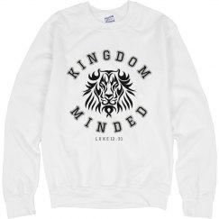 Kingdom Minded Sweatshirt
