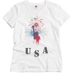 Fourth of July USA shirt