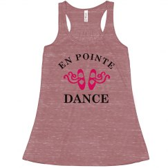 Custom Dance Studio Tanks