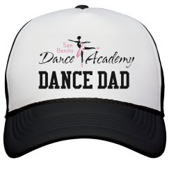 SBDA Dance Dad trucker hat