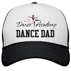 SBDA Dance Dad trucker hat
