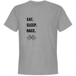 Eat, Sleep, Race