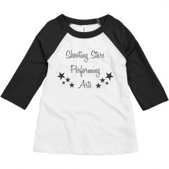 Toddler Baseball Tee