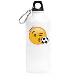Soccer Waterbottle
