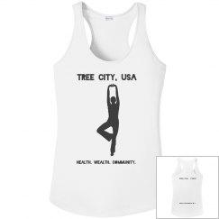Tree City, USA Athletic Tank