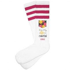 KMAC awareness socks!