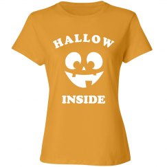 Funny I Am Hallow Inside