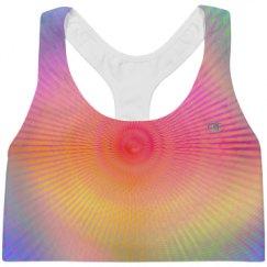 EDM Pastel Rainbow Tie Dye