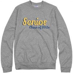 Senior Groovy Class Of 2021