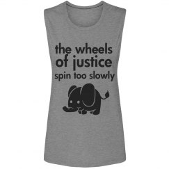 Justice Muscle Tee