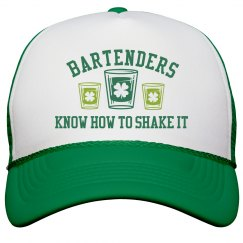 Irish Bartender Shake It