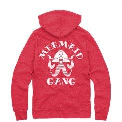 Mermaid Gang Stay Warm Hoodie