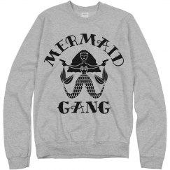 Mermaid Gang Comfy Sweatshirt