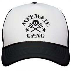 Mermaid Gang Badass Summer Hat