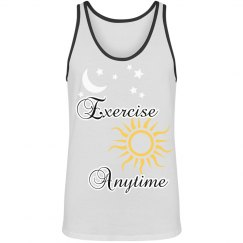 exercise anytime tank