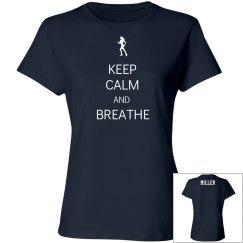 Run Keep Calm w/Back