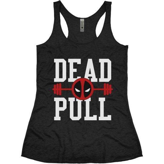 Dead Pull Lifting Tank