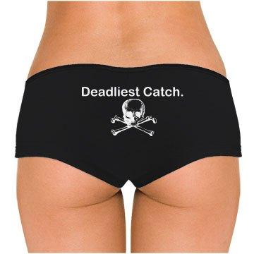 Deadliest Catch Hot Short
