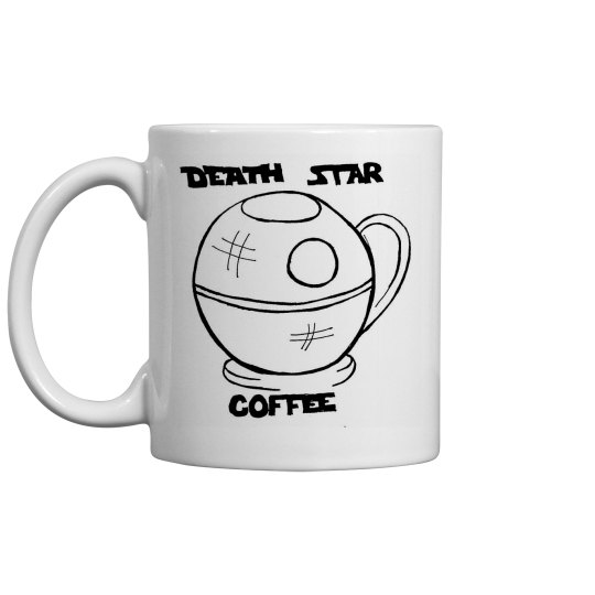 Death Star Coffee Mug