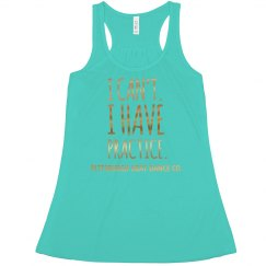 I Can't (Teal | Crop)