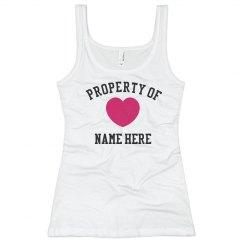 Property Of Matching Valentine