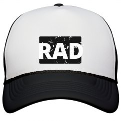 Distressed Rad Hat