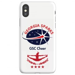 GSC Cheer iPhone XS Snap Case