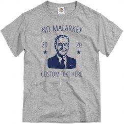 No Malarkey Biden 2020