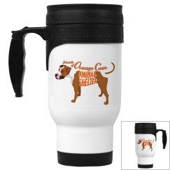 FOCAS Logo Travel Mug