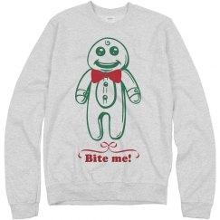 Bite Me for Christmas