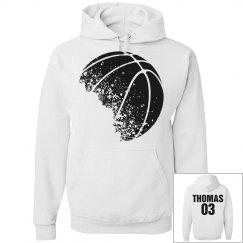 Unisex Basketball Hoodie