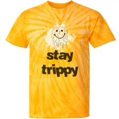 Stay Trippy Smiley