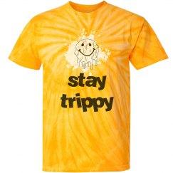 Stay Trippy Smiley