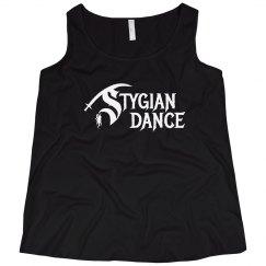 Stygian Dance Plus Size Tank
