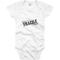 Fragile baby Onesie