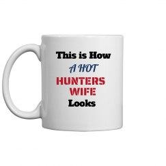 Hot hunters wife