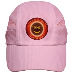 Ecliptomaniac Solar Eclipse Runner Hat
