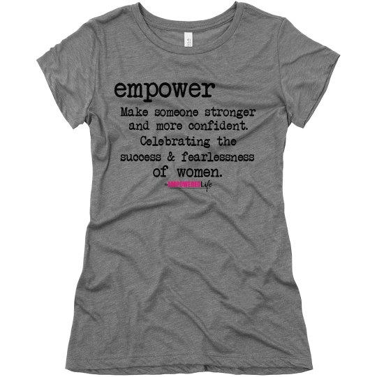 Define Empower