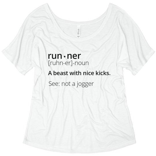 Definition Runner