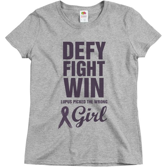 Defy Fight & Win Against Lupus